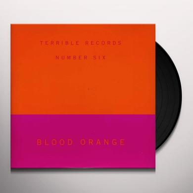 Blood Orange DINNER BTW BAD GIRLS Vinyl Record
