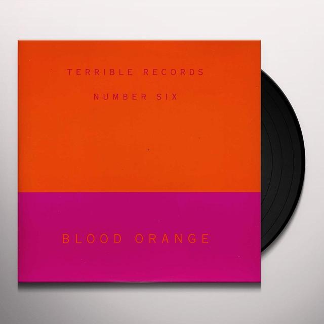 Blood Orange DINNER BTW BAD GIRLS Vinyl Record