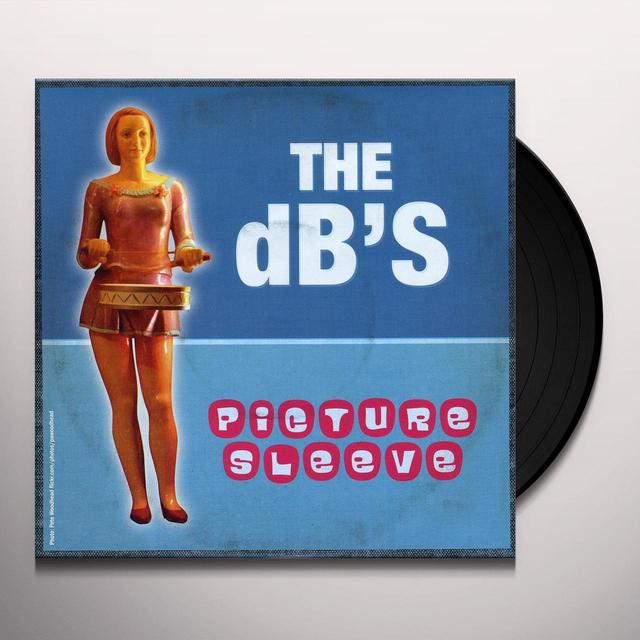 Db's PICTURE SLEEVE Vinyl Record - Special Packaging