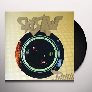 Skysaw NO ONE CAN TELL / SERATED Vinyl Record