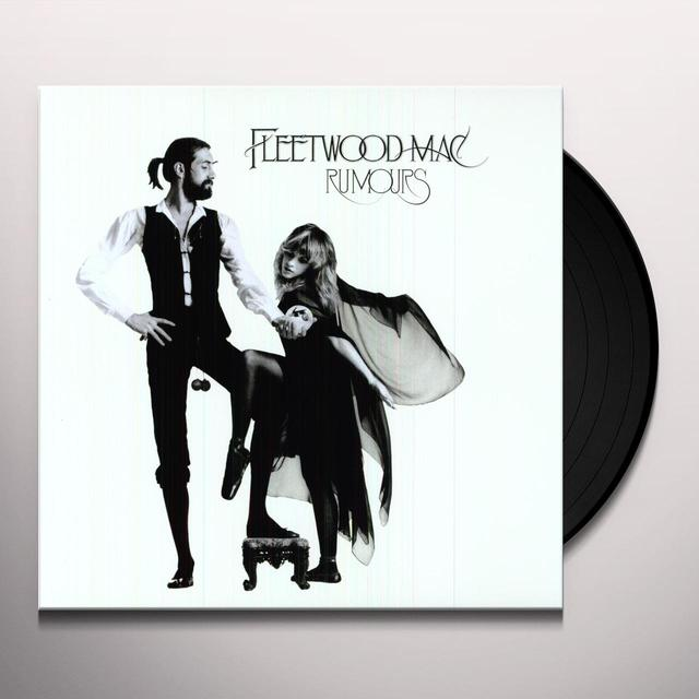 Fleetwood Mac RUMOURS Vinyl Record - 180 Gram Pressing, Deluxe Edition