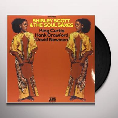Shirley Scott & Soul Saxes KING CURTIS / HANK CRAWFORD / DAVID NEWMAN Vinyl Record