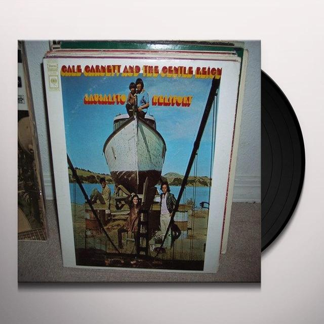 Gale Garnett & Gentle Rain SAUSALITO HELIPORT Vinyl Record