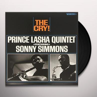 Prince Lasha / Sonny Simmons CRY Vinyl Record