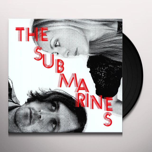 Submarines LOVE NOTES / LETTER BOMBS Vinyl Record - Digital Download Included