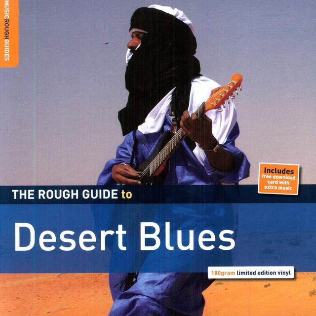 Rough Guide To Desert Blues / Various