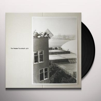 Tim Hecker RAVEDEATH 1972 Vinyl Record
