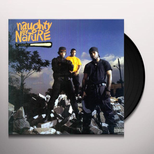 NAUGHTY BY NATURE Vinyl Record
