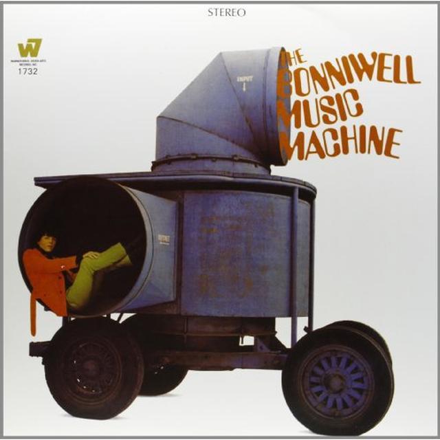 BONNIWELL MUSIC MACHINE Vinyl Record