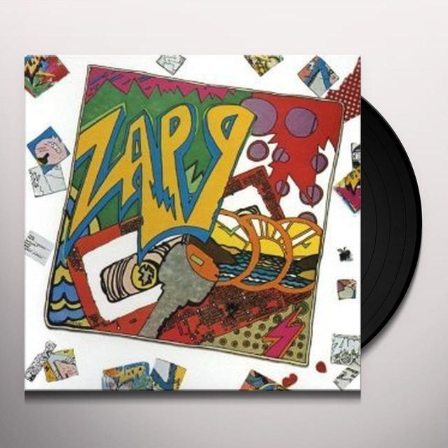 ZAPP Vinyl Record