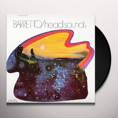 Ray Barretto HEAD SOUNDS Vinyl Record