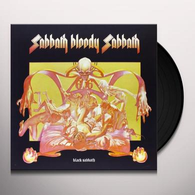 Black Sabbath SABBATH BLOODY SABBATH Vinyl Record