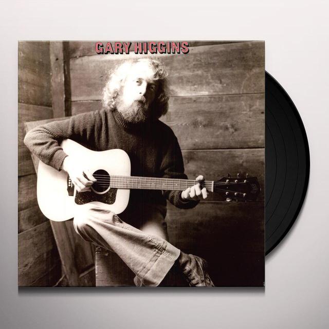 Gary Higgins DREAM A WHILE BACK Vinyl Record