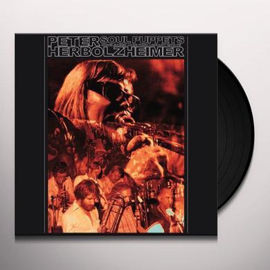 Peter Herbolzheimer SOUL PUPPETS Vinyl Record