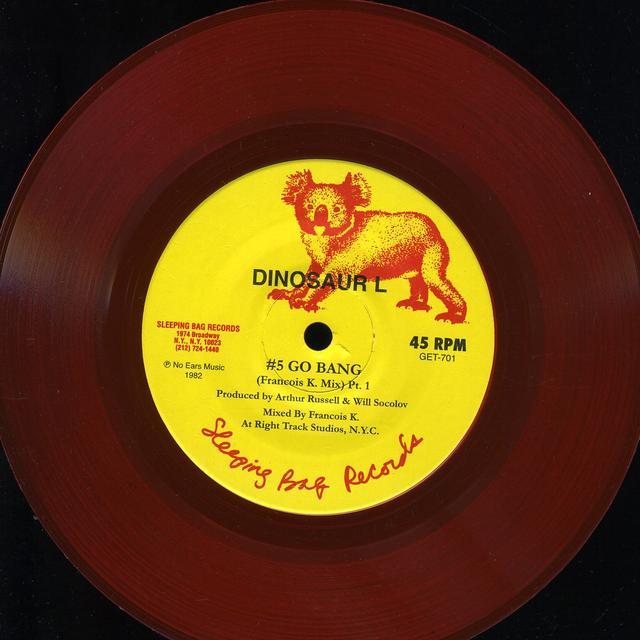 Dinosaur L GO BANG 1 & 2 Vinyl Record