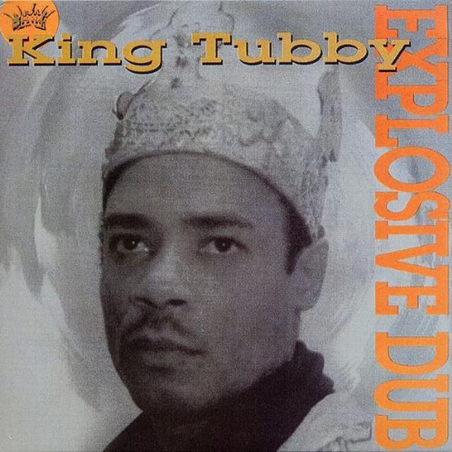 King Tubby EXPLOSIVE DUB Vinyl Record