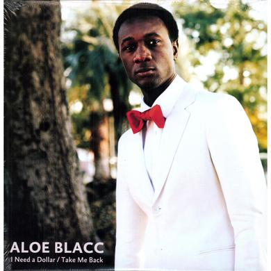 Aloe Blacc I NEED A DOLLAR Vinyl Record