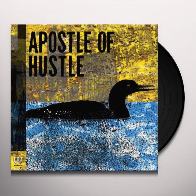 Apostle Of Hustle EATS DARKNESS Vinyl Record