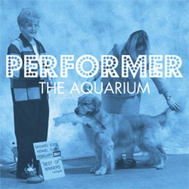 Aquarium PERFORMER Vinyl Record
