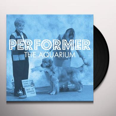 Aquarium PERFORMER Vinyl Record