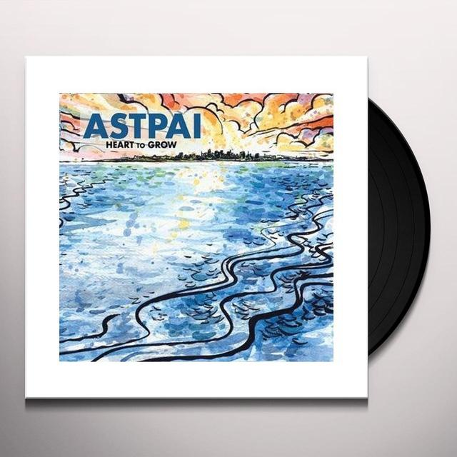 Astpai HEART TO GROW (Vinyl)