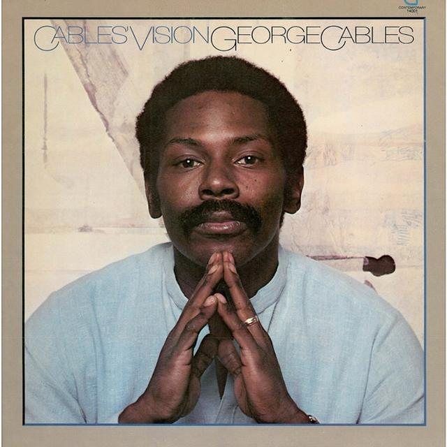 George Cables CABLES VISION Vinyl Record