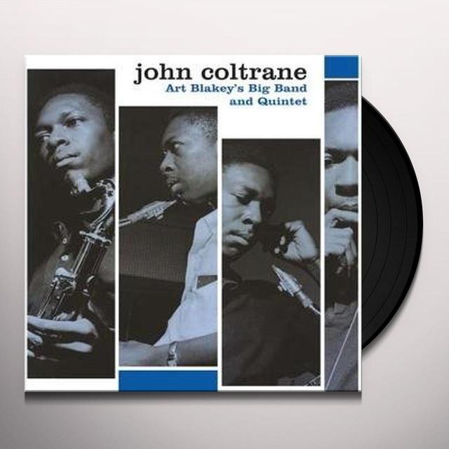 John Coltrane ART BLAKEYS BIG BAND AND Vinyl Record