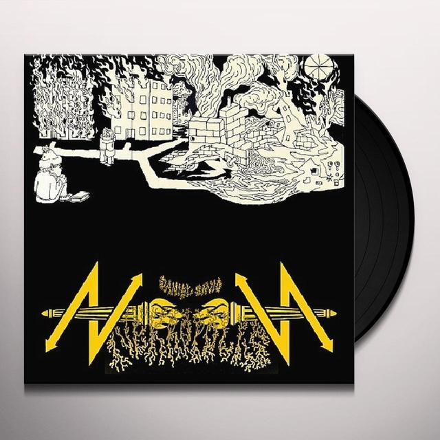 Daniel Savio NEKROPOLIS Vinyl Record
