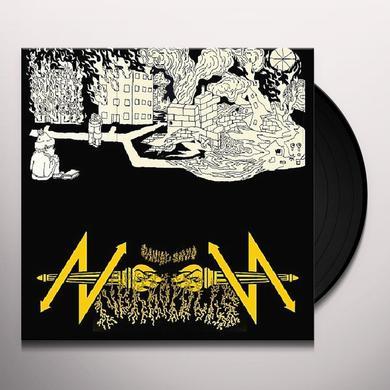 Savio Daniel NEKROPOLIS Vinyl Record