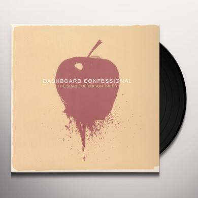 Dashboard Confessional SHADE OF POISON TREES Vinyl Record