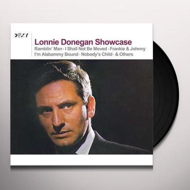Lonnie Donegan SHOWCASE (180 GR) Vinyl Record