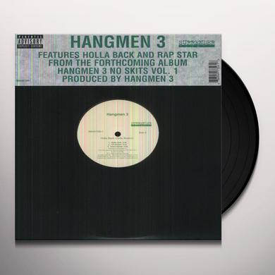 HANGMEN 3 HOLLA BACK Vinyl Record