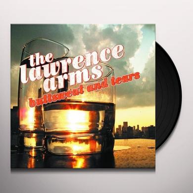 The Lawrence Arms BUTTSWEAT AND TEARS Vinyl Record