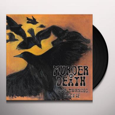 Murder By Death GOOD MORNING MAGPIE (200 GR) Vinyl Record