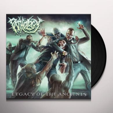 Pathology LEGACY OF THE ANCIENTS Vinyl Record