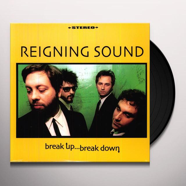 Reigning Sound BREAK UPABREAK DOWN (Vinyl)