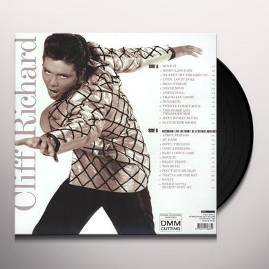 Cliff Richard CLIFF ROCKS Vinyl Record