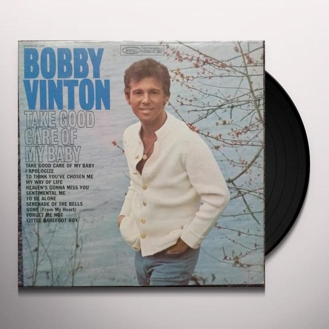 Bobby Vinton TAKE GOOD CARE OF MY BABY (Vinyl)