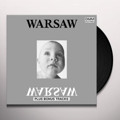 WARSAW Vinyl Record