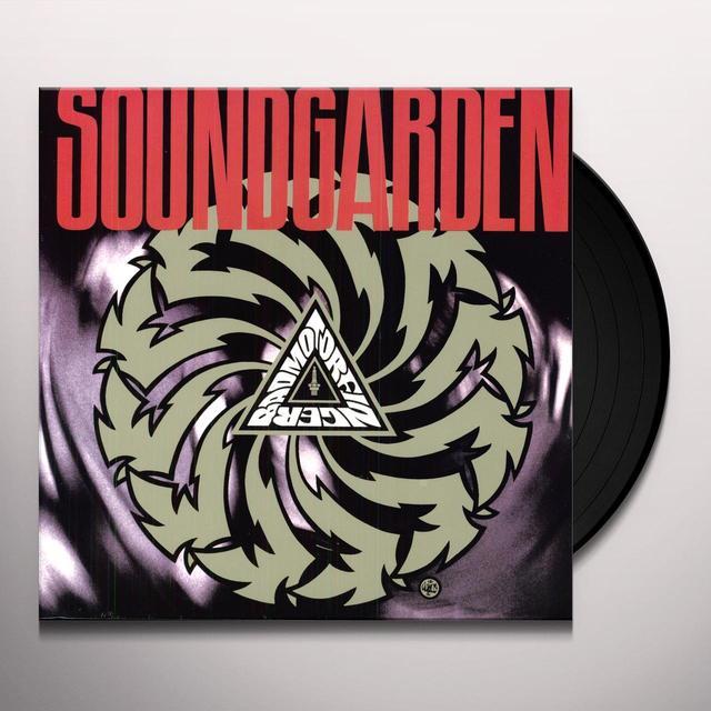 Soundgarden BADMOTORFINGER Vinyl Record