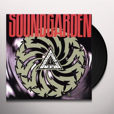 Soundgarden BADMOTORFINGER Vinyl Record