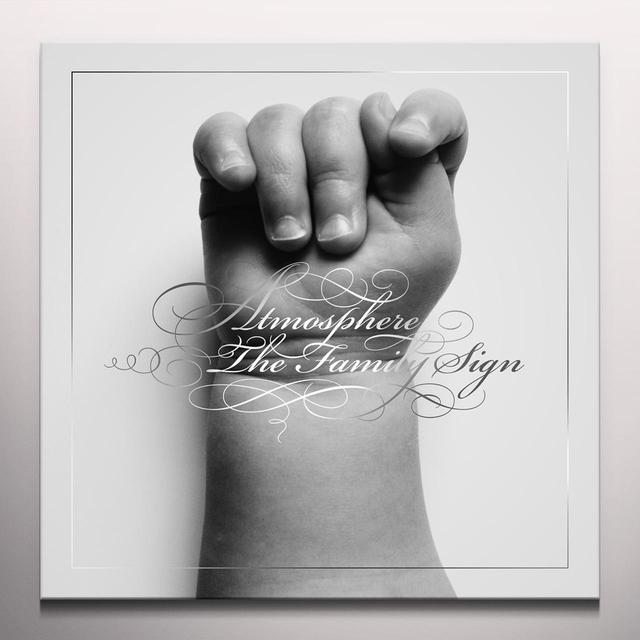 Atmosphere FAMILY SIGN Vinyl Record - Digital Download Included, Limited Edition, Colored Vinyl
