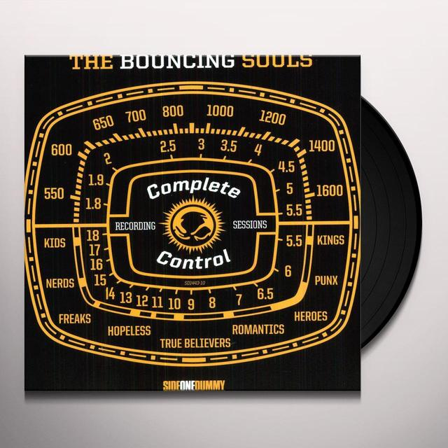 The Bouncing Souls COMPLETE CONTROL SESSIONS Vinyl Record - Digital Download Included
