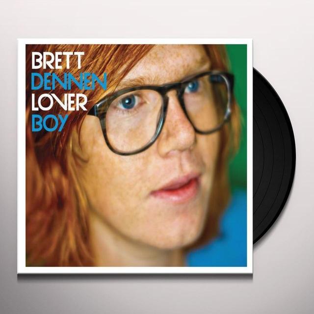 Brett Dennen LOVERBOY Vinyl Record