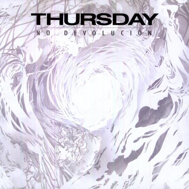 Thursday NO DEVOLUCION Vinyl Record