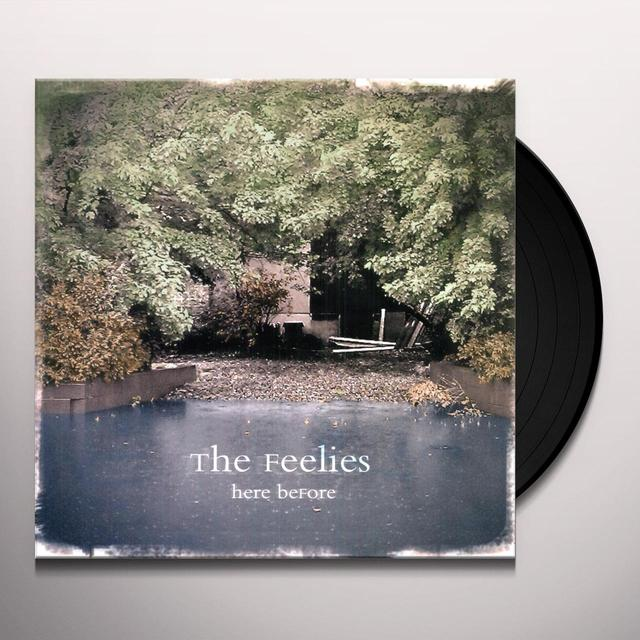 The Feelies HERE BEFORE Vinyl Record - 180 Gram Pressing, Digital Download Included