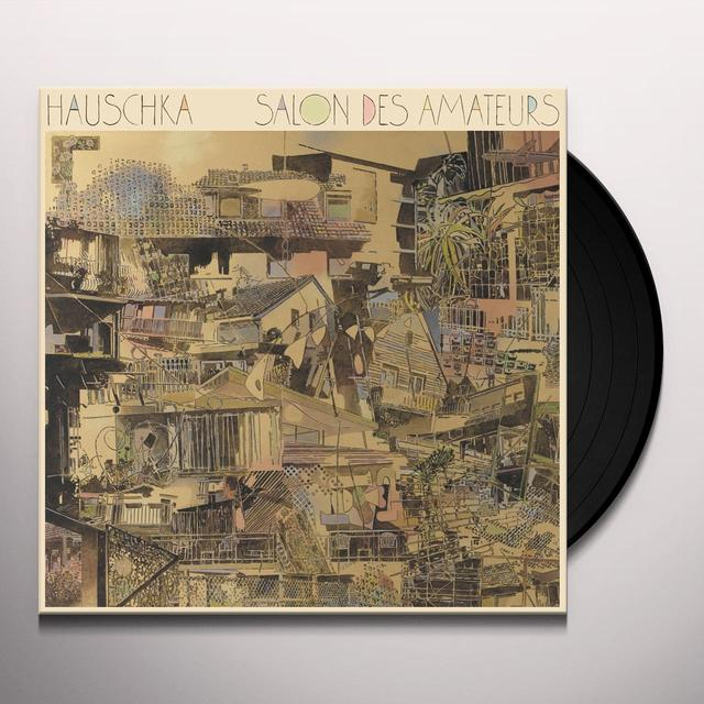 Hauschka SALON DES AMATEURS (Vinyl)