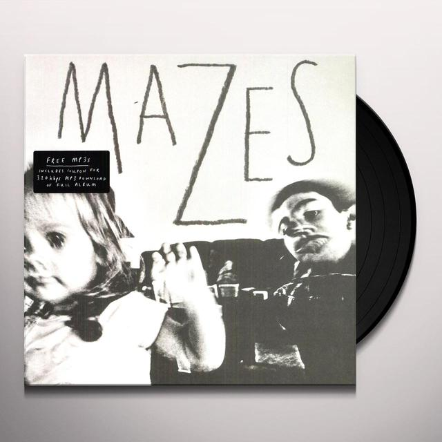 Mazes THOUSAND HEYS (Vinyl)
