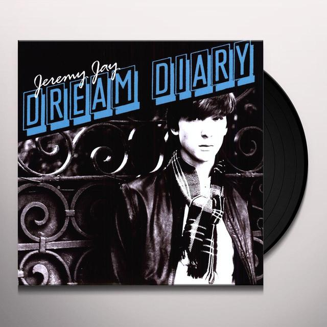 Jeremy Jay DREAM DIARY Vinyl Record