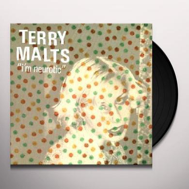 Terry Malts I'M NEUROTIC Vinyl Record
